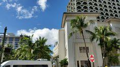 Galleria Mall, Waikiki Beach, Honolulu, Hawaii