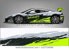 Find Car Decal Wrap Design Vector Graphic stock images in HD and millions of other royalty-free stock photos, illustrations and vectors in the Shutterstock collection. Thousands of new, high-quality pictures added every day. Car Stickers, Car Decals, Design Vector, Graphic Design, Racing Car Design, Custom Hot Wheels, Stock Image, Unique Cars, Car Painting