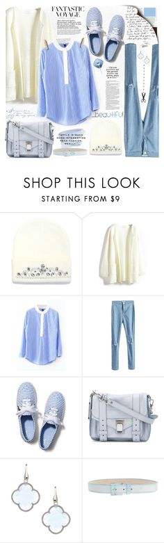 """""""BHALO"""" by katjuncica ❤ liked on Polyvore featuring Keds, Proenza Schouler, Elliott Chandler, ESCADA, H&M, bhalo and bhalo1"""