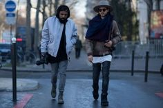 Here's What People Wore to Rick Owens' FW16 Show in Paris | Highsnobiety