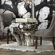 Sequoia Dining Table Decor Dining Table Chic Home Decor