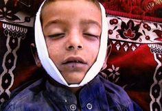 Syed Wali Shah, aged 7, killed by American drone strike in Pakistan