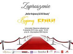 Atelier Krajewscy & Chili Beauty - otwarcie 5.08.2015 r. http://artimperium.pl/wiadomosci/pokaz/632,atelier-krajewscy-chili-beauty-otwarcie-5082015-r#.Vbzczfntmko