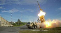 Rússia e China vão criar escudo contra sistema de defesa antimíssil dos EUA na Coreia do Sul