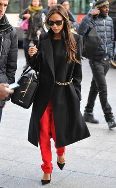 I love her style. She's a Goddess !