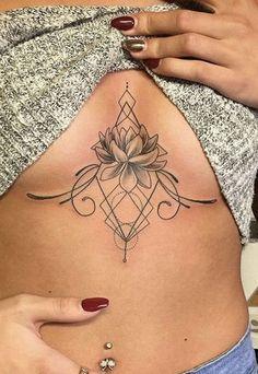 ideas female chest Unique Sternum Tattoo Ideas for Women - Tribal Boho Geometric Lotus Chest Tat - . - Tattoos - Tattoo Unique Sternum Tattoo Ideas for Women - Tribal Boho Geometric Lotus Chest Tat - . Diy Tattoo, Henna Tattoo Designs, Tattoo Ideas, Tattoo Designs For Women, Sexy Tattoos, Body Art Tattoos, Small Tattoos, Tattoos For Guys, Stomach Tattoos