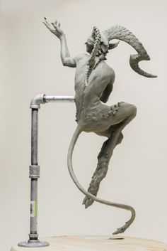 ArtStation - The Last Satyr, Mido Lai