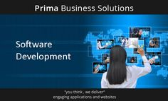 Prima Business Solutions's #software_application_development_services deliver efficient and reliable custom #software_solutions to every type of business in London, including core business applications and back-office IT solutions. More Info http://www.primabusinessuk.com/