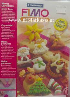 Ενημέρωση Είδους :: Καλούπι Γύψου Σοκολάτας σαπουνιού 8 Motive  Χριστουγεννιάτικες Δημιουργίες