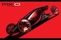 LA Auto Show Design Challenge Showcases 1,000 Pound Concepts - Mazda