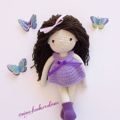 Happiness is like a butterfly if you turn your attention to other things it will come and sit softly on your shoulder!!! Good night my friends!  #crochet #crochetdoll #crochetart #crochetaddict #crochetlove #crochetartist #amigurumiaddict #amigurumidoll #amigurumi #isabellekessedjian #mycrochetdoll #ganchillo #cute #dollstagram #handmade #crochettop #crochettoy #instacrochet #crossstitching #happiness