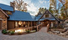 Lakefront Residence I - The Reserve at Lake Keowee - traditional - exterior - other metro - Ridgeline Construction Group, Inc
