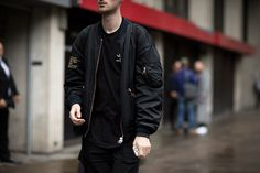 Streetsnaps: London Collections Men June 2016 - Part 2