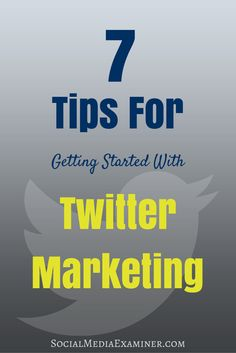 Twitter is a great platform for establishing yourself, growing an audience and making important connections. Here's what you need to do to get the best results from Twitter.