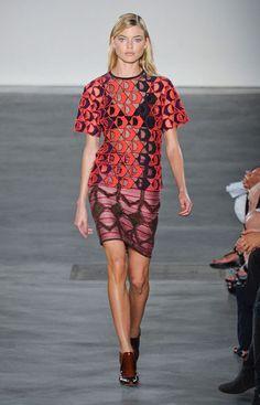 New York Spring 2013 Trend Report - Runway Spring Fashion Trends 2013 - Harper's BAZAAR. Derek Lam