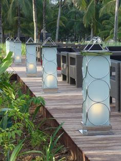 deLighting One Ring Lantern .de-lighting.com & deLighting Moon Lantern suspension www.de-lighting.com | Club Med ... azcodes.com