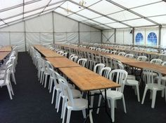 12m wide marquee interior - #marqueehireuk #marqueehire #Notts #Derby #Leicester #weddings #corporate #events