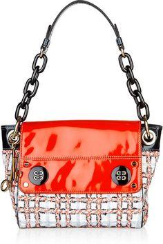 Tweed Milly Handbag