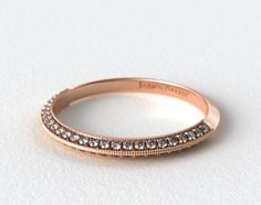 Octagon Halo Diamond Engagement Ring | 14K Rose Gold | 17092R14 - Mobile
