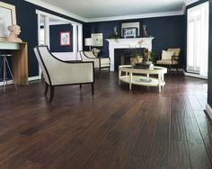 Hardwood flooring in thousands of finishes, textures and types. Solid wood floors and engineered hardwood flooring perfect for your home. Mohawk Hardwood Flooring, Cherry Hardwood Flooring, Cherry Wood Floors, Walnut Floors, Solid Wood Flooring, Engineered Hardwood, Laminate Flooring, Dark Flooring, Hickory Flooring