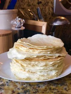 Keto Tortillas. Use these for Enchiladas, Lasagna, ANY KETO Casseroles for that matter. They are so versatile and take on the flavor of what you are cooking.