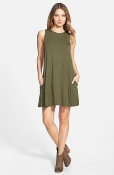 Olive Green wedding - Peridot Green - Summer dress