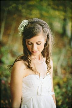 bridal hair and make up captured by Jae Photo and Design #weddinghair #bride #weddingchicks http://www.weddingchicks.com/2014/04/15/jae-photo-design/