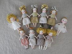 Te・Te 布人形の画像 もっと見る