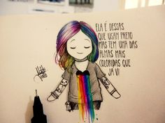 Mini Drawings, Colorful Drawings, Bff, Cool Phrases, Phrase Of The Day, Fashion Wallpaper, Sad Girl, Mo S, In My Feelings