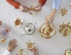 Tea Party Menu Planning Tips and Ideas
