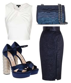 """""""Untitled #2751"""" by evalentina92 ❤ liked on Polyvore featuring Miu Miu, Zimmermann, Topshop and Tory Burch"""