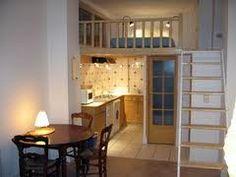mezzanine studio flat london