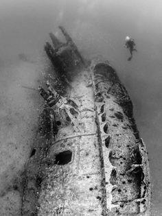 Best wrecks to dive in U.S.