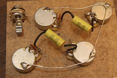 Prewired Assembly Les Paul Modern