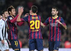 F.C Barcelona a high level of competition We have their jersey at 50% off only at Bestdealjersey.com