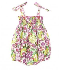 Baby Lola Bubble - Dresses, Skirts & Bloomers - Shop - baby girls   Peek Kids Clothing