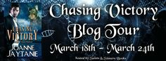 Saints and Sinners Blog Tours: Chasing Victory by Joanne Jaytanie Blog Tour ~ Bloggers Wanted!