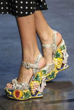 @Dolce & Gabbana e la Ceramica di Caltagirone.
