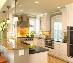Los mejores Gabinetes de Cocina . La decoración de la cocina sólo puede parecer perfecta y duran mucho tiempo con los mejores gabinetes de c...