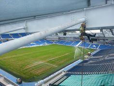 Great job tidying up the Amex stadium ready the new season
