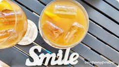 Con pan y postre: Vermouth Naranja con una sonrisa / Orange Vermouth...