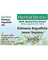 All Parrot Products  - Avitech Echinacea, $12.99 (http://www.allparrotproducts.com/avitech-echinacea/)