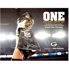 Green Bay Packers Super Bowl XLV Book ONE at the Packers Pro Shop http://www.packersproshop.com/sku/3501492083/