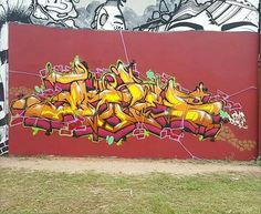 "_graffitigoons_: ""DR DRULES 2015 BIG DOG STATUS WHEN HE UP... #GRAFFITI NEXT LEVEL  #GRAFFITIGOONS @_dr_drule_  #STREETSTYLE #PAINTING #COLORS #STYLE #EXCLUSIVE #EXPOSURE #URBANART #GRAFFLIFE #MODERNART #DECEMBER #ACTION #MOTIVATION #LOVE #WALLART #FOLLOW #DRULES #STREETLIFE #CHRISTMAS2015 #TOYS #GRAFFLIFE #URBANWALLS #GOONCITY #RUSHHOUR #HAPPYHOLIDAYS"""