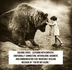Empaths •~• Holding Space