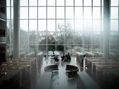 Malmö City Library - Stadsbiblioteket i Malmö