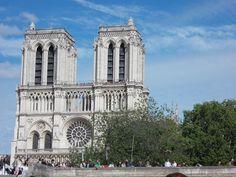 Notre Dame à Paris Paris, Notre Dame, Building, Travel, Viajes, Buildings, Traveling, Trips, Tourism