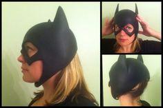 Batgirl cowl by www.reevzfx.com