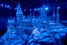 Hogwarts at the Harry Potter Studio Tour