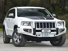Alpha Expedition - 2011-13 JEEP GRAND CHEROKEE WK2 ARB DELUXE WINCH BUMPER. (http://www.alphaexpedition.com/2011-13-jeep-grand-cherokee-wk2-arb-deluxe-winch-bumper/)